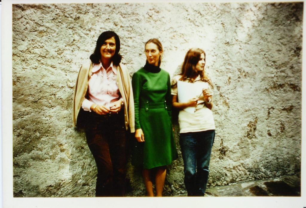 Jane Goodall, Birute Galdikas