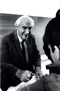 Dr. Louis B. Leakey