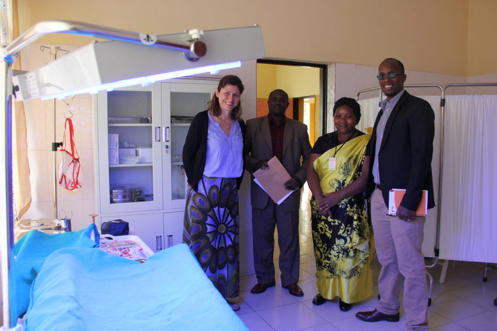 Maternity Ward Inauguration