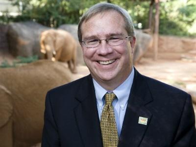 Raymond King, president and CEO of Zoo Atlanta