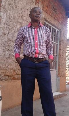 New program manager Gaetan Mazombo