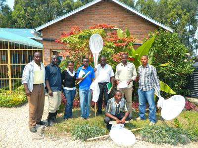 fossey fund conservation education teaching teachers in rwanda