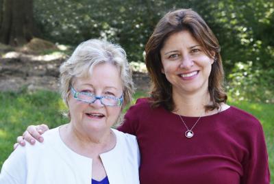 Clare Richardson and Tara Stoinski, Ph.D.