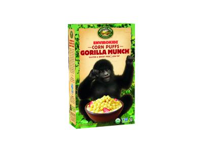 The new, updated Gorilla Munch box
