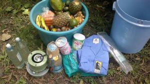 Orphan care supplies
