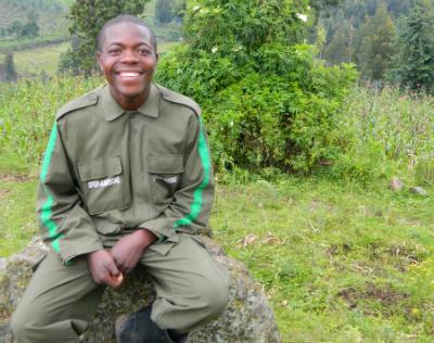 Tracker Clement Kagaba Tuyishime
