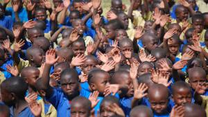 Bisate School students