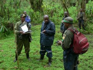 Theodette Gatesire leading census team