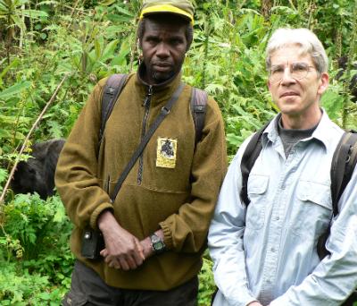 Barabwiriza with David Watts, former Karisoke™ director