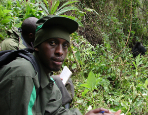 Research Assistant Jean Pierre Samedi Mucyo