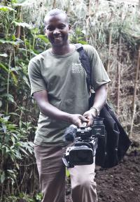 Karama with camera