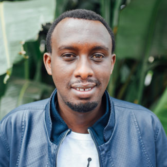 Jean Pierre Mucyo - Dian Fossey Gorilla Fund Leadership