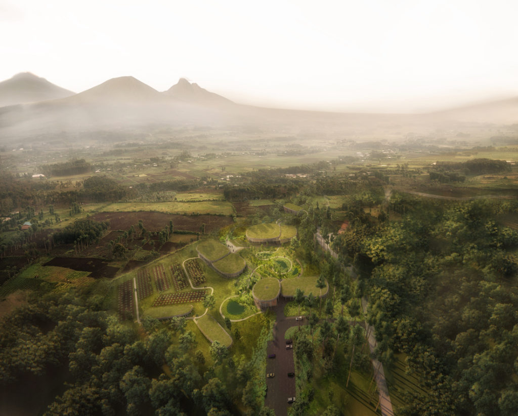 Building a new campus in Rwanda for the Fossey Fund