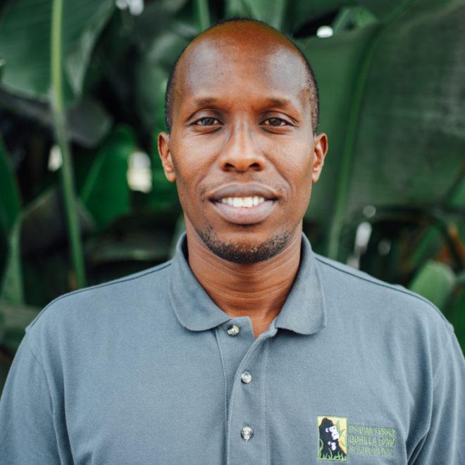 Felix Ndagijimana - Dian Fossey Gorilla Fund Leadership