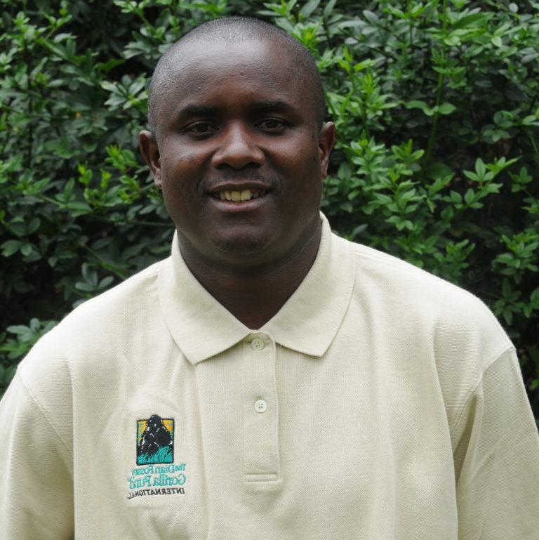 Ildephonse Munyarugero - Dian Fossey Gorilla Fund Leadership