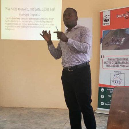 Ivan Amanigaruhanga - Dian Fossey Gorilla Fund Leadership