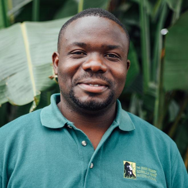 Jean Paul Hirwa - Dian Fossey Gorilla Fund Leadership