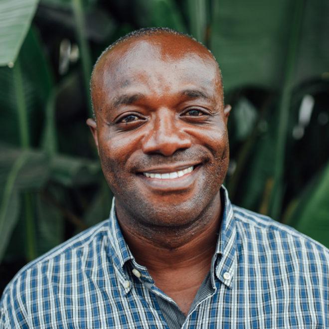 Urbain Ngobobo - Dian Fossey Gorilla Fund Leadership