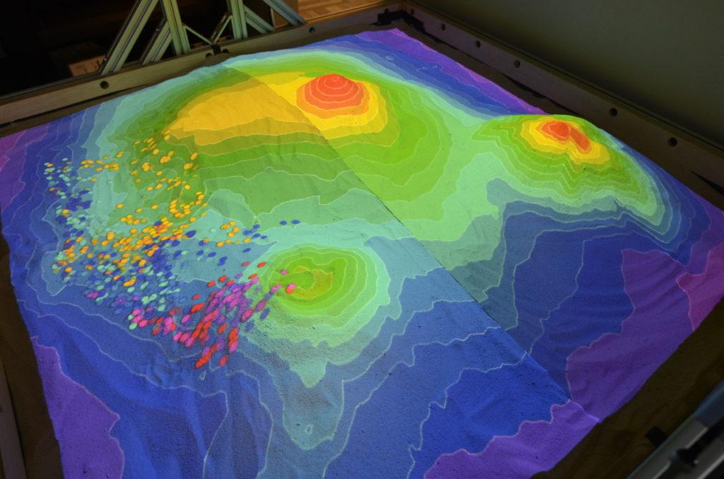 Tracking gorilla movement with virtual virungas