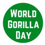 World Gorilla Day Icon