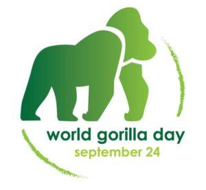 World Gorilla Day - September 24