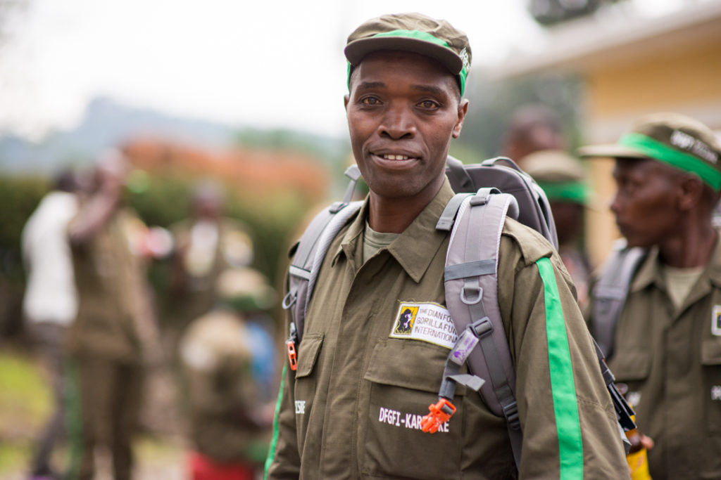The Fossey Fund provides special seminars and courses for field staff