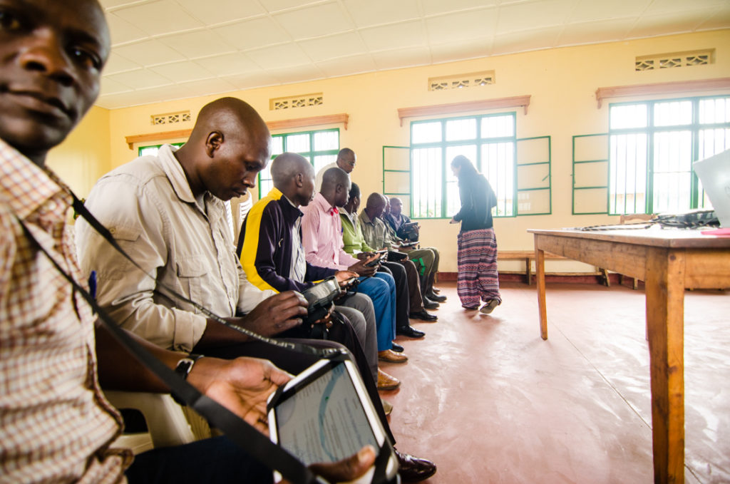 tThe Fossey Fund provides college scholarship opportunities for staff