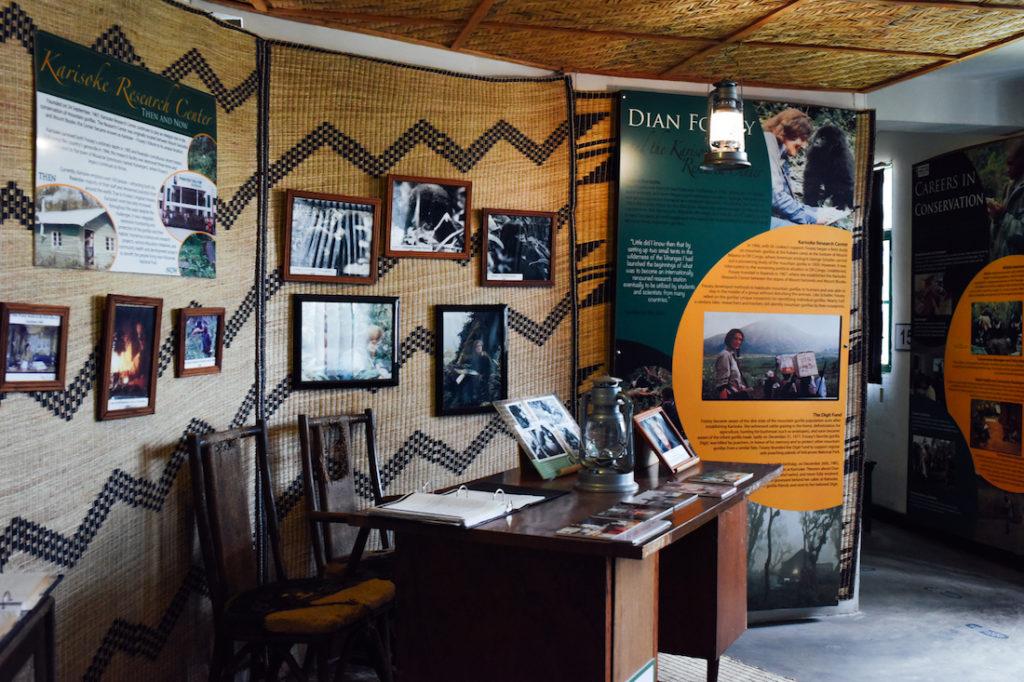 Visiting Fossey Fund Campus in Rwanda
