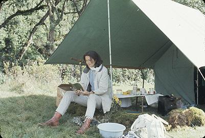 Dian Fossey Karisoke