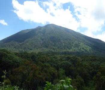 Mt. Bisoke